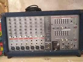 Vendo amplificador de audio