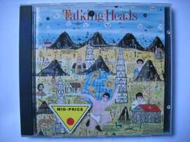 talking heads little creatures cd import. muy buen estado