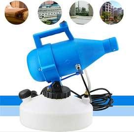 Nebulizador Uvl Eléctrico Para Desinfección De Interiores