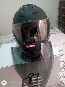 casco  con edición halo