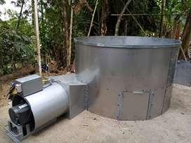 secadora y molino picador