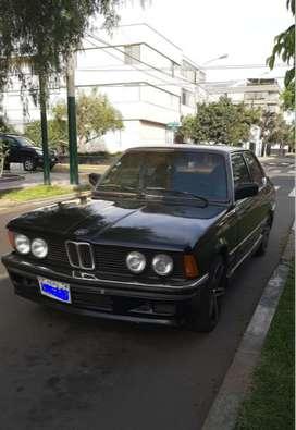 1981 BMW 320 E21. Precio dólares, conversable.