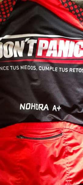 Camiseta para ciclista