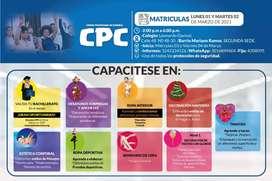 Instituto de capacitación en diferentes cursos totalmente certíficados