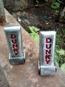 Apoyapies de Motoneta Dunky