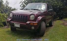 Jeep Liberty Motor reparado