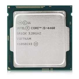 Microprocesador Intel i5 4460