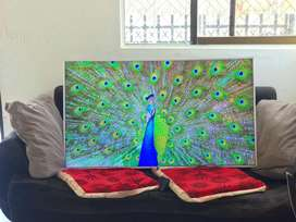 "SMART TV SAMSUNG CURVE 55"" 4K HDR PLUS"