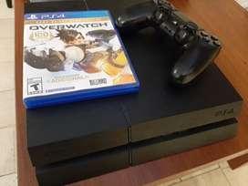 PlayStation 4 en perfecto estado 500 Gigas 1 control