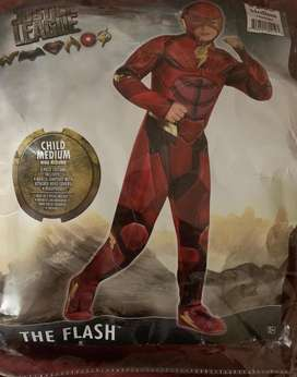 Disfraz the flash justice league