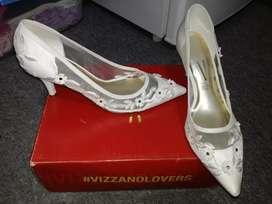 Zapatos vizzano talla 37 nuevos