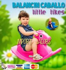 BALANCIN CABALLITO LITTLE TIKES NUEVA