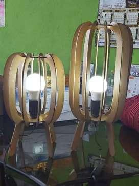 Dúo de lámparas