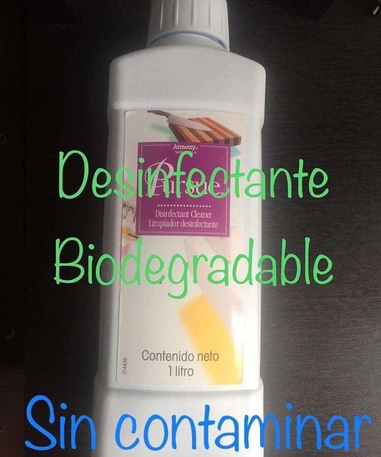 Desinfectante amonio cuaternario de quinta generacion