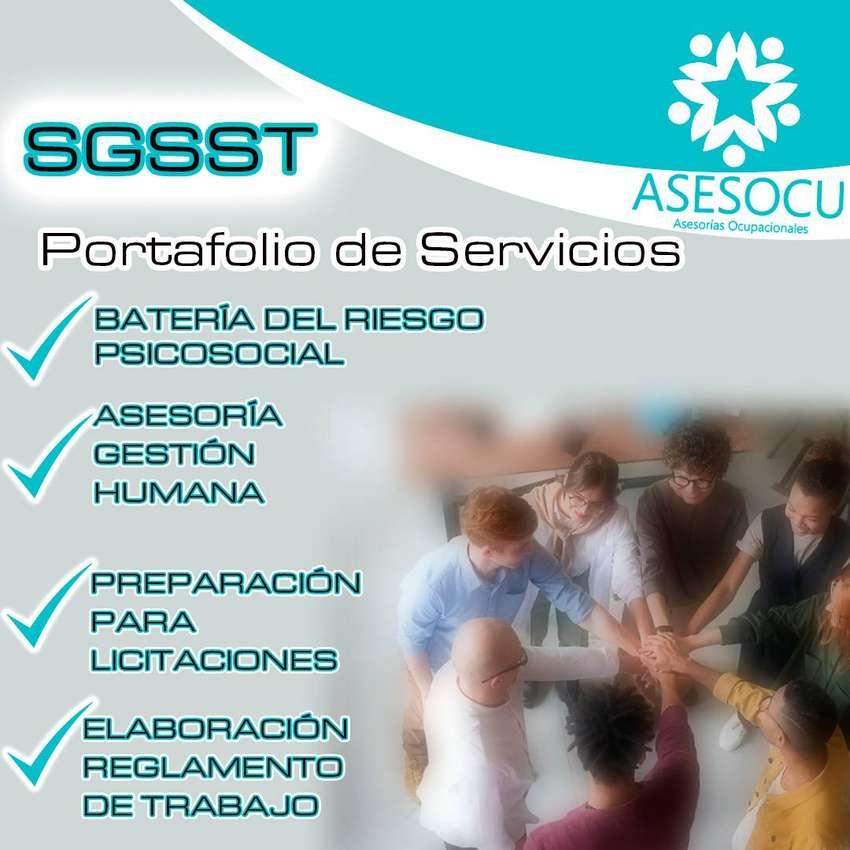 SGSST para tu empresa 0