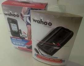 WAHOO FITNESS PARA iPHONE 3 Y 4 CON SENSOR DE VELOCIDAD Y CADENCIA