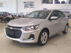 CHEVROLET ONIX LT 1.2 0 KM FINANCIADO EN CUOTAS