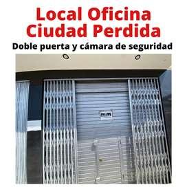 Local Oficina Ciudad Perdida