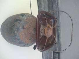 Garrafa 4kg con hornalla