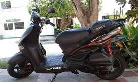 Vendo moto Agility - Mod 2012