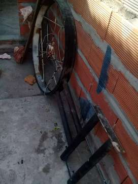 Vendo armazon de cartel