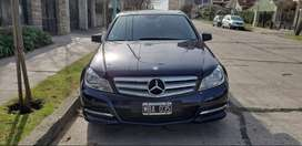 Mercedes Benz C200  City Blue Effi Año 2013