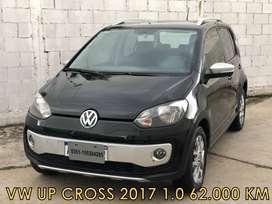 Volkswagen Up Cross 1.0 2016 * Financio * Recibo Menor *