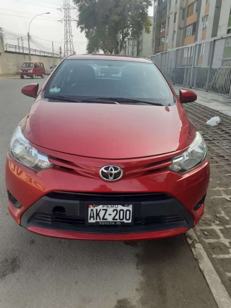 Toyota yaris 2015 motor 1,300 mecanico 0