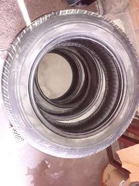 Liquido últimas dos cubiertas pirelli
