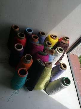 Hilazas para coser