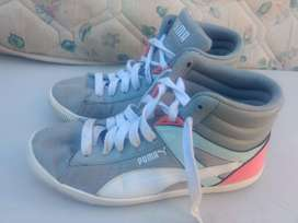 Vendo zapatillas puma origiinales de mujer. Número 39