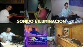 SONIDO E ILUMINACION