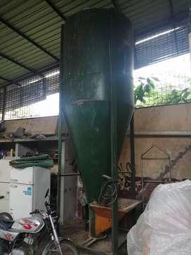 Mezcladora y molino de granos