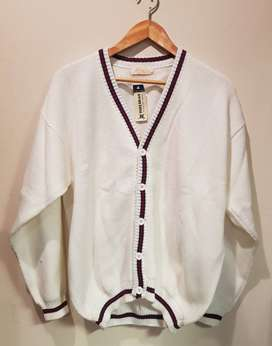 Cardigan hombre 2 x $1990. Talle M