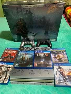 Play 4 edicion especial god of war y extras