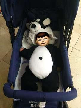 Disfraz Panda para Bebe