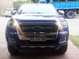 Vendo Ford Ranger Limited 4x4 con accesorios