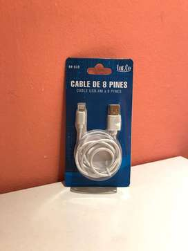 Cable para iphone
