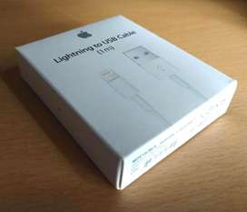 iPhone cable usb original apple cable de datos
