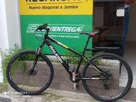 Oportunidad! Bicicleta Rin 27.5 de Aluminio (8x3)  marca Raleigh