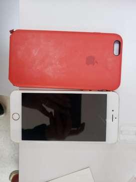 Iphone 6 plus blanco