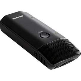 Micrófono Shure MXW6/C-Z10 Music Box Colombia mesa Inalámbrico cardioide