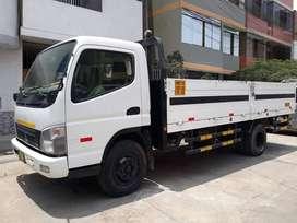 Se vende Mitsubishi FUSO del 2013,km 190(turbo intercooler) 5 toneladas($22.500 dólares)