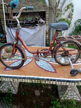 Bisicicleta plegable Musetta