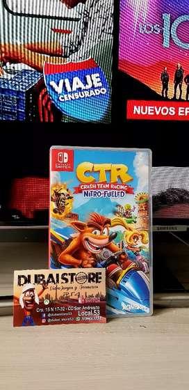 Crash ctr switch