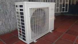 Vendo condensadora 18000btu nueva para aire acondicionado