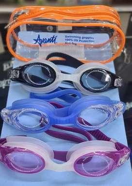 Gafas de natacion de varios tamaños adulto o niños