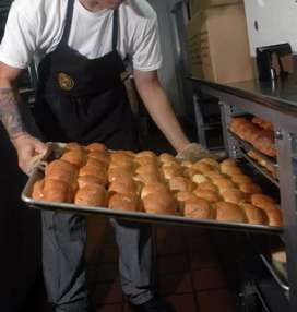 Se necesita Panadero