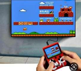 Game Boy Sup Mini Consola 400 Juegos Recargable + 1 Control