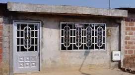 Se vende casa en las margaritas con servicio y escritura